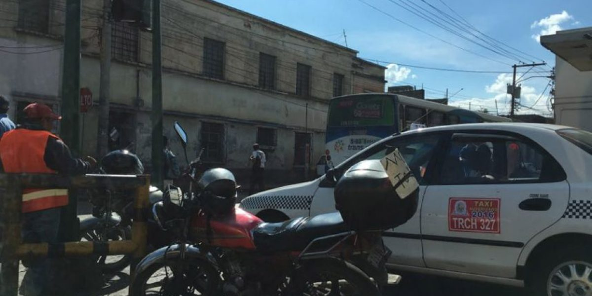 Moto taxis, ¿una alternativa para llegar más rápido y evitar el tráfico?