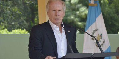 ¿Está de acuerdo el alcalde Álvaro Arzú con la pena de muerte?