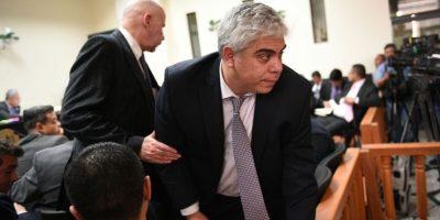 Frank Trujillo, es el representante legal de Aceros de Guatemala, S. A. Foto:Oliver de Ros