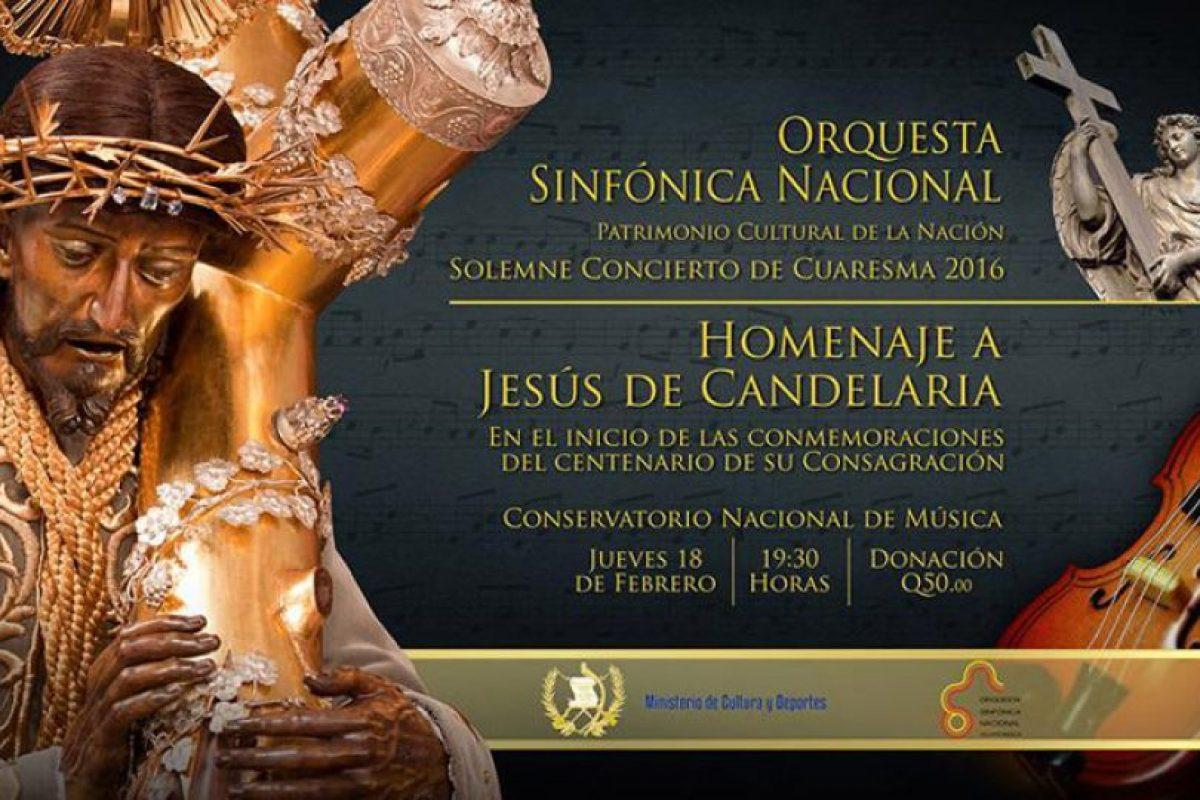Foto:Facebook/Jesús de Candelaria