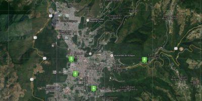 Parqueos en Antigua Guatemala, Cuaresma y Semana Santa 2016