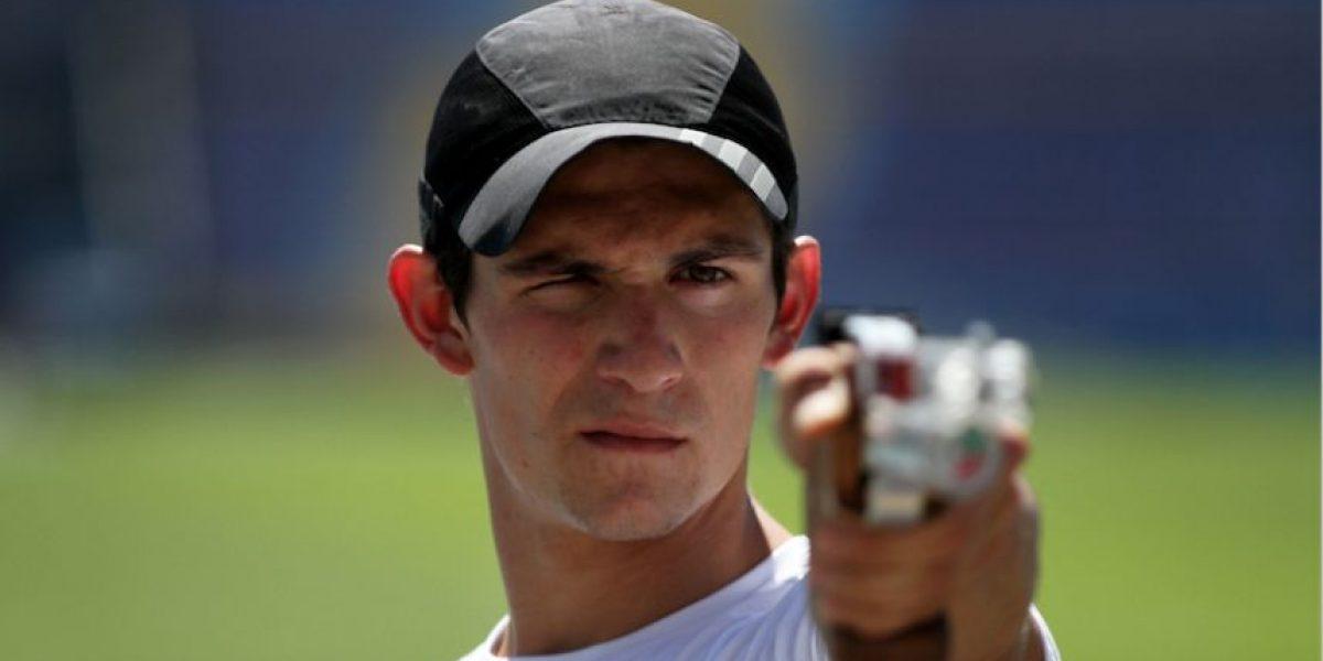 Charles Fernández competirá en la Copa del Mundo en Egipto