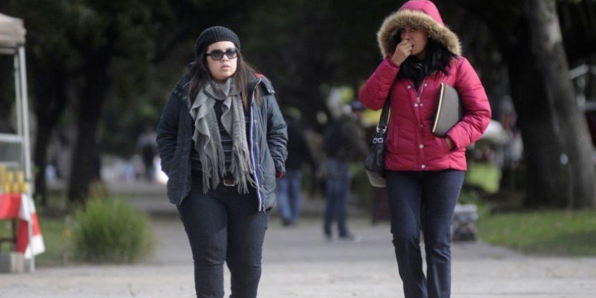 Nuevo frente frío en Guatemala, febrero 2016