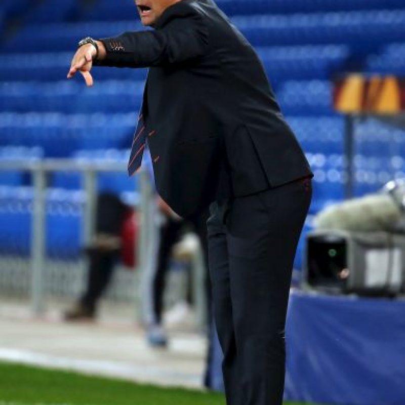 Es el actual técnico de la Selección de Chile Foto:Getty Images