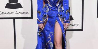 ¿Cuál es el peor look que Lady Gaga ha mostrado en los Grammy?