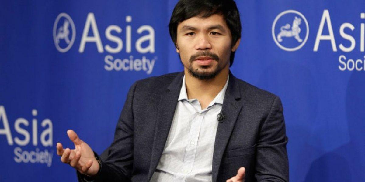Nike le quita el patrocinio a Manny Pacquiao por comentarios homofóbicos