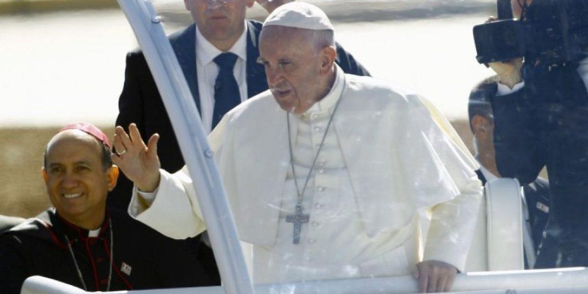 Detalles de la visita del papa Francisco a cárcel en Ciudad Juárez, febrero 2016
