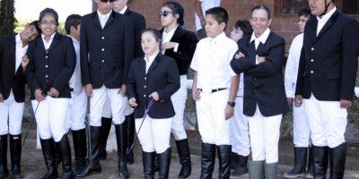 Emotiva primera jornada del Torneo Internacional de Equitación de Olimpiadas Especiales