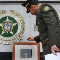 Rodolfo Palomino renunció a su cargo como Director de la Policía de Colombia. Foto:AFP