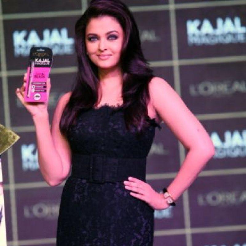 Tuvo a su hija en 2011 con el actor Abischek Bachchan. Foto:vía Getty Images