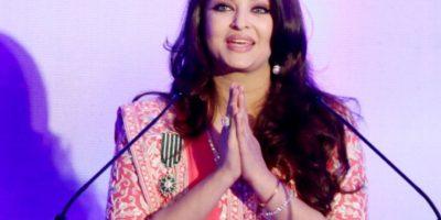 Sigue siendo un símbolo de belleza en la India y el mundo. Foto:vía Getty Images