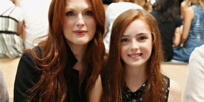 Julianne Moore y Liv Foto: Getty Image