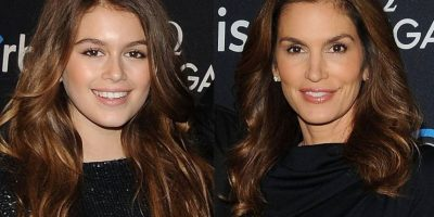 Cindy Crawford y Kaia Foto: Getty Image