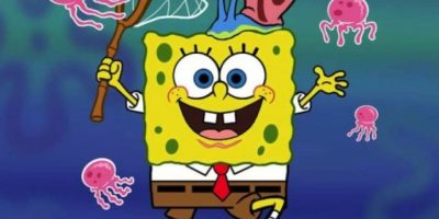 """Bob Esponja"" Foto:Nickelodeon"