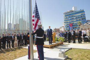 3. Apertura de las Embajadas en ambos territorios. Foto:AFP