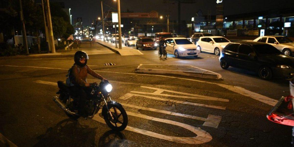 El Top 10 de los puntos con más colisiones en la ciudad