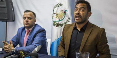 """Carlos Ruiz: """"Sí recibí un cheque de la Fedefut"""""""
