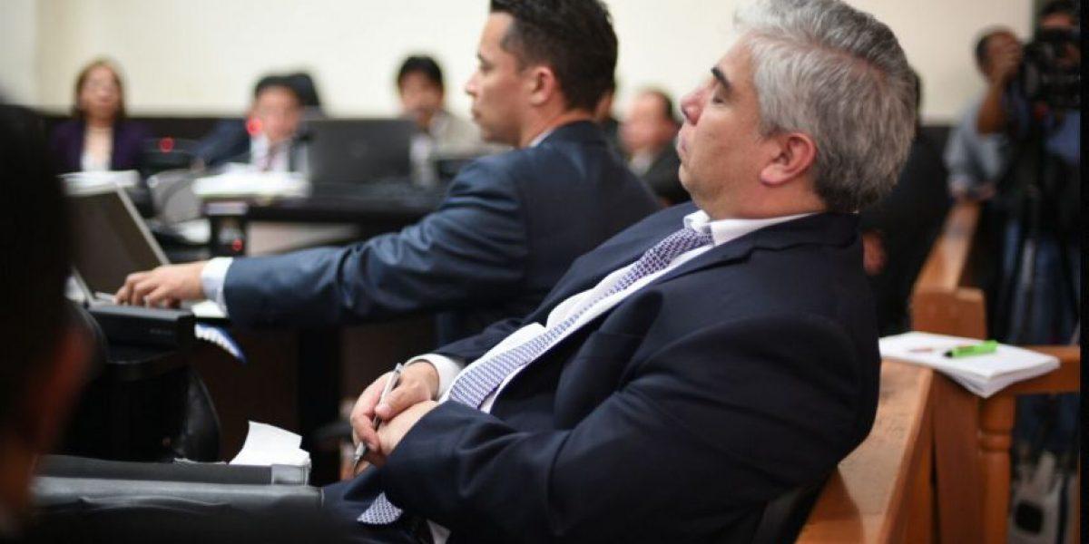 Las escuchas telefónicas incriminan a Frank Trujillo, abogado de empresa vinculada en fraude