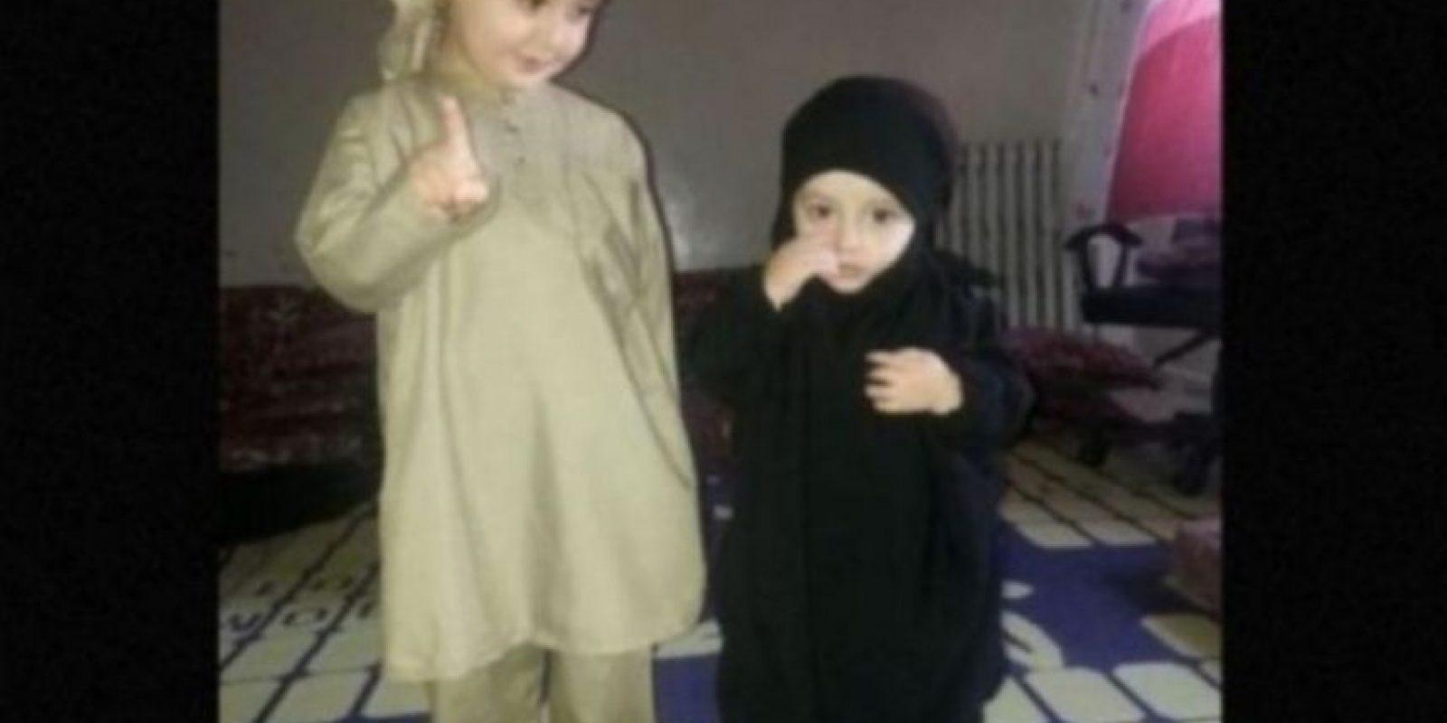 Las atrocidades que ISIS comete con los menores de edad Foto:Twitter.com – Archivo