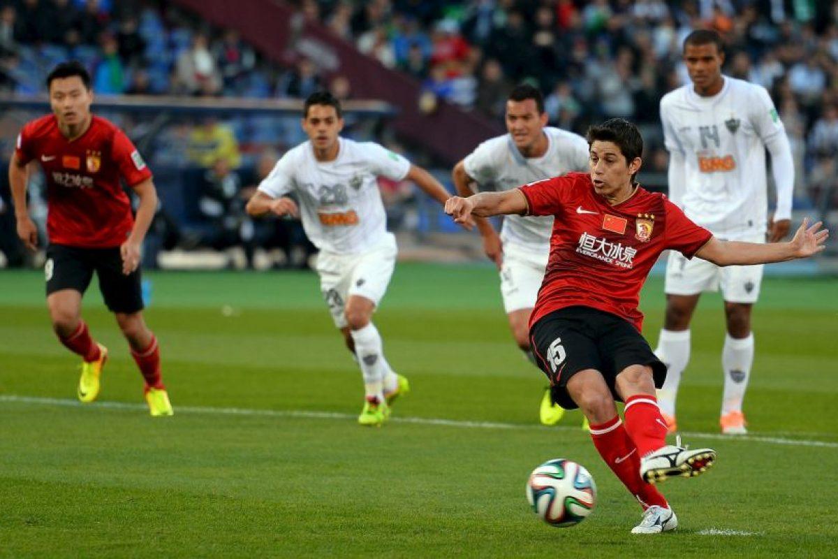 Darío Conca (Guangzhou Evergrande) Foto:Getty Images