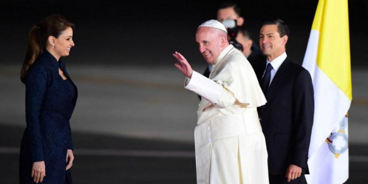 Papa Francisco se despide de México en Twitter