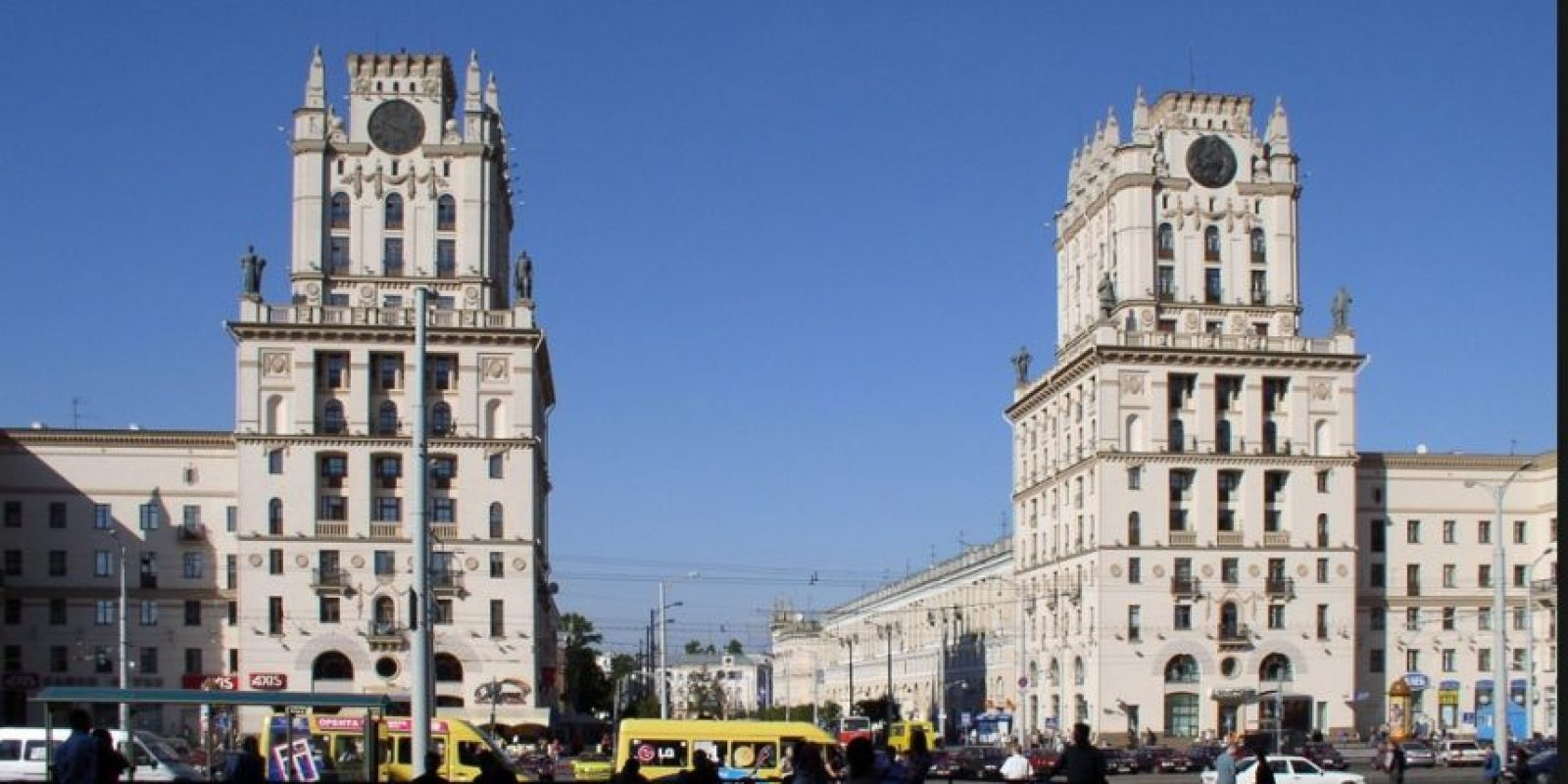Bielorrusia Foto:Wikipedia.org