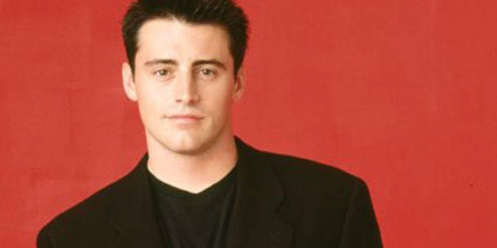"""Matt Leblanc era """"Joey"""". Foto:vía NBC"""
