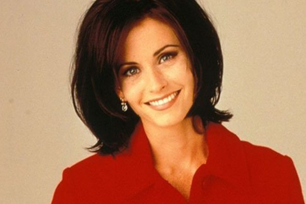 "Courteney Cox era ""Mónica"". Foto: vía NBC"
