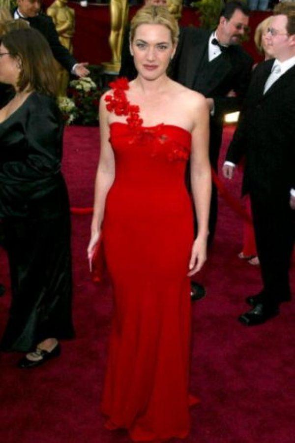 """Ganó el Oscar como Mejor Actriz en 2008 por """"El Lector"""". Foto:vía Getty Images"""