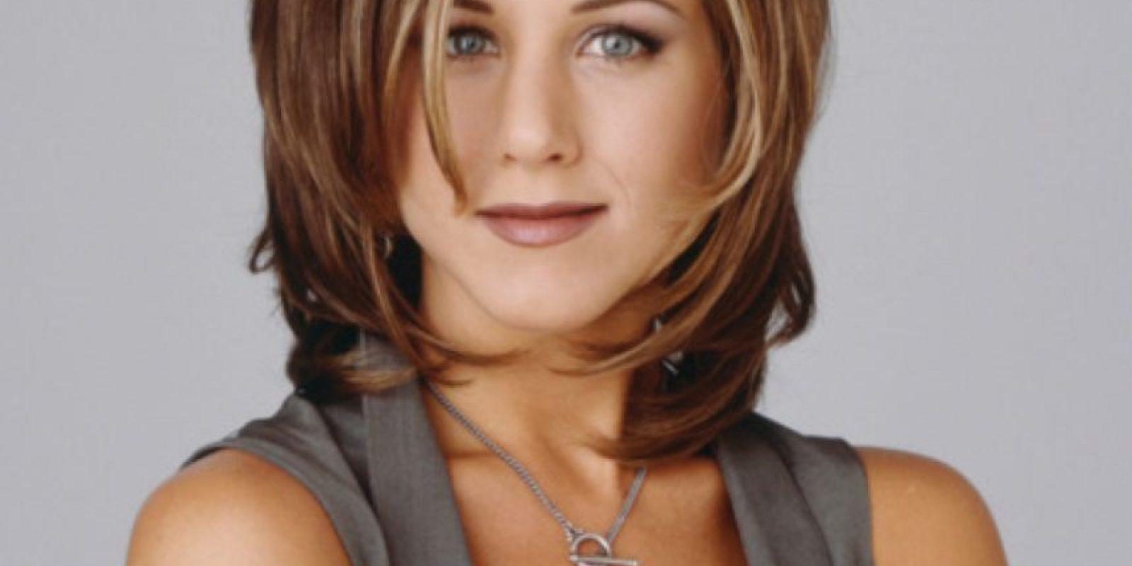 """Jennifer Aniston era """"Rachel"""". Foto:vía NBC"""