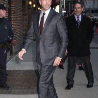 "Ahora interpreta al abogado de O.J. Simpson, ""Robert Kardashian"". Foto:Getty Images"