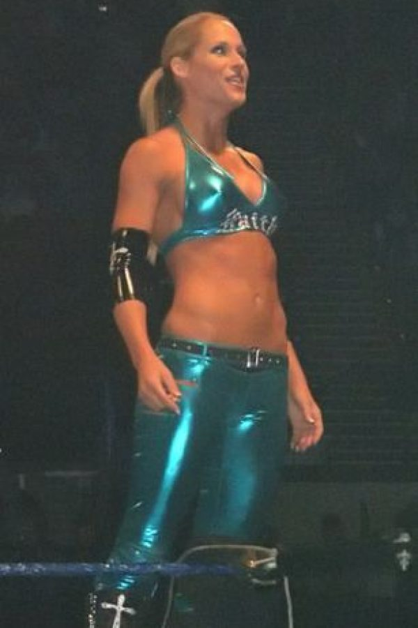 Así se veía la exdiva en 2007 Foto:Wikipedia