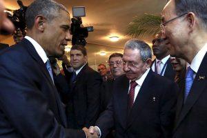Para el 1 de julio, se hace oficial el restablecimiento de las relaciones diplomáticas. Foto:AFP