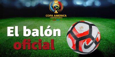 Balón oficial de la Copa América Centenario 2016