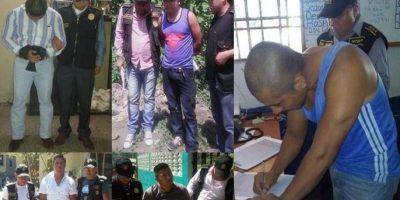 Cinco policías detenidos por complicidad con fuga de jefe de seguridad de minera