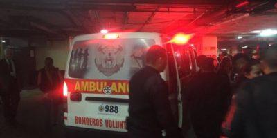 Confuso incidente deja guardia herida en el sótano de Tribunales