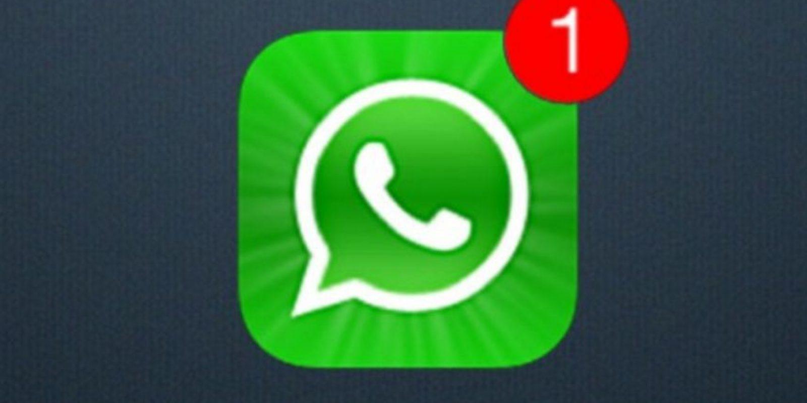 9- 23 ocasiones, las que revisa en promedio un usuario su WhatsApp diariamente. Foto:Vía Tumblr.com