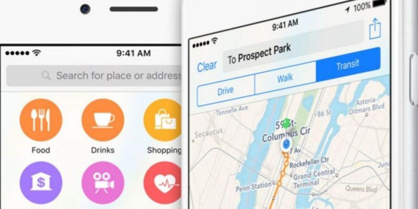 10. Maps (Apple). Foto:Apple