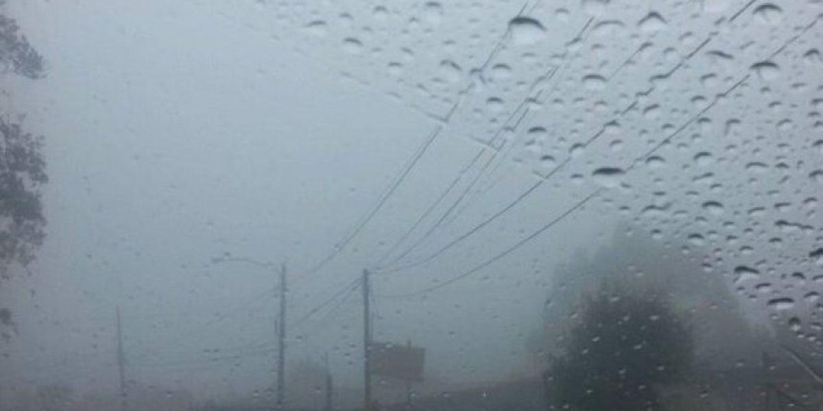 Fotos. La lluvia provoca decenas de accidentes viales