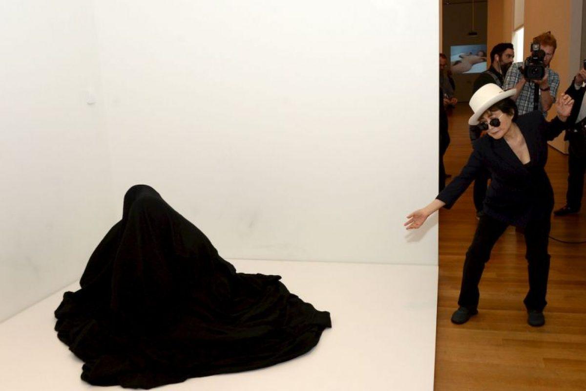 Yoko Ono Foto:Getty Images