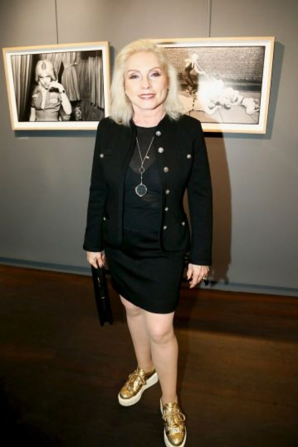 Debbie Harry Foto:Getty Images