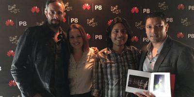 """Huawei presenta su Photobook y galería de fotos """"Light your Life"""""""