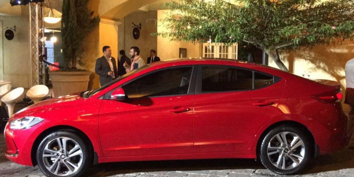 Hyundai presenta el Elantra 6a. Generación