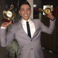 Luis coronel: Artista masculino del año y Álbum del año en la categoría Regional Mexicana Foto:Vía Twitter