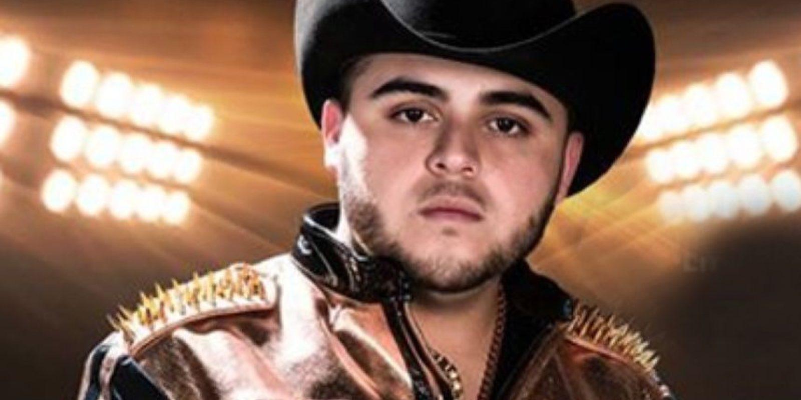 Gerardo Ortíz: Mejor álbum del año en la categoría General Foto:Vía Twitter