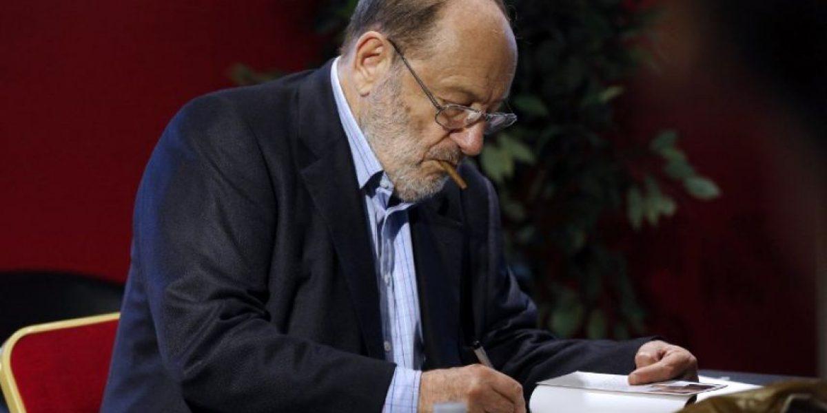 Fallece el escritor italiano Umberto Eco, autor de