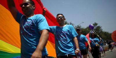 El 26 de junio de 2015 la Corte Suprema otorgó a las parejas del mismo sexo el derecho de casarse. Foto:Getty Images