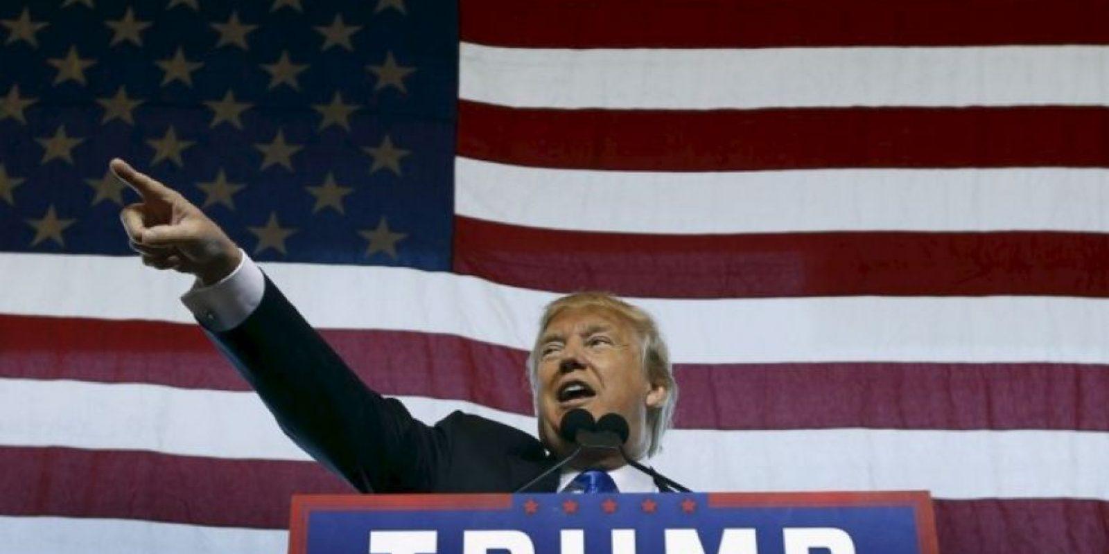Algunas de las frases más polémicas de Donald Trump. Foto:Getty Images