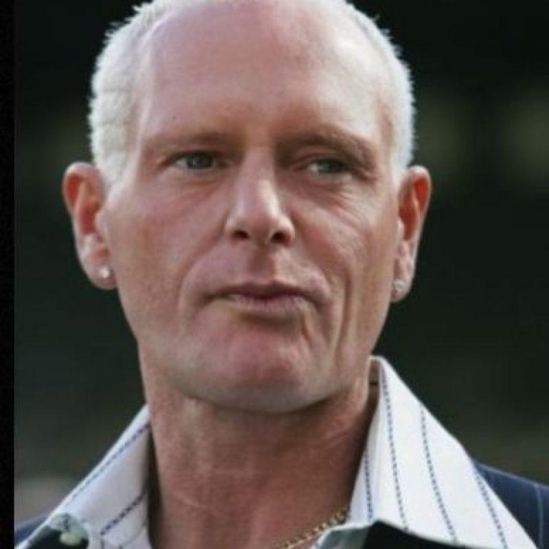 5- Paul Gascoigne, ex futbolista inglés. Perdió su casa por problemas de drogas y alcohol. Foto:Getty Images