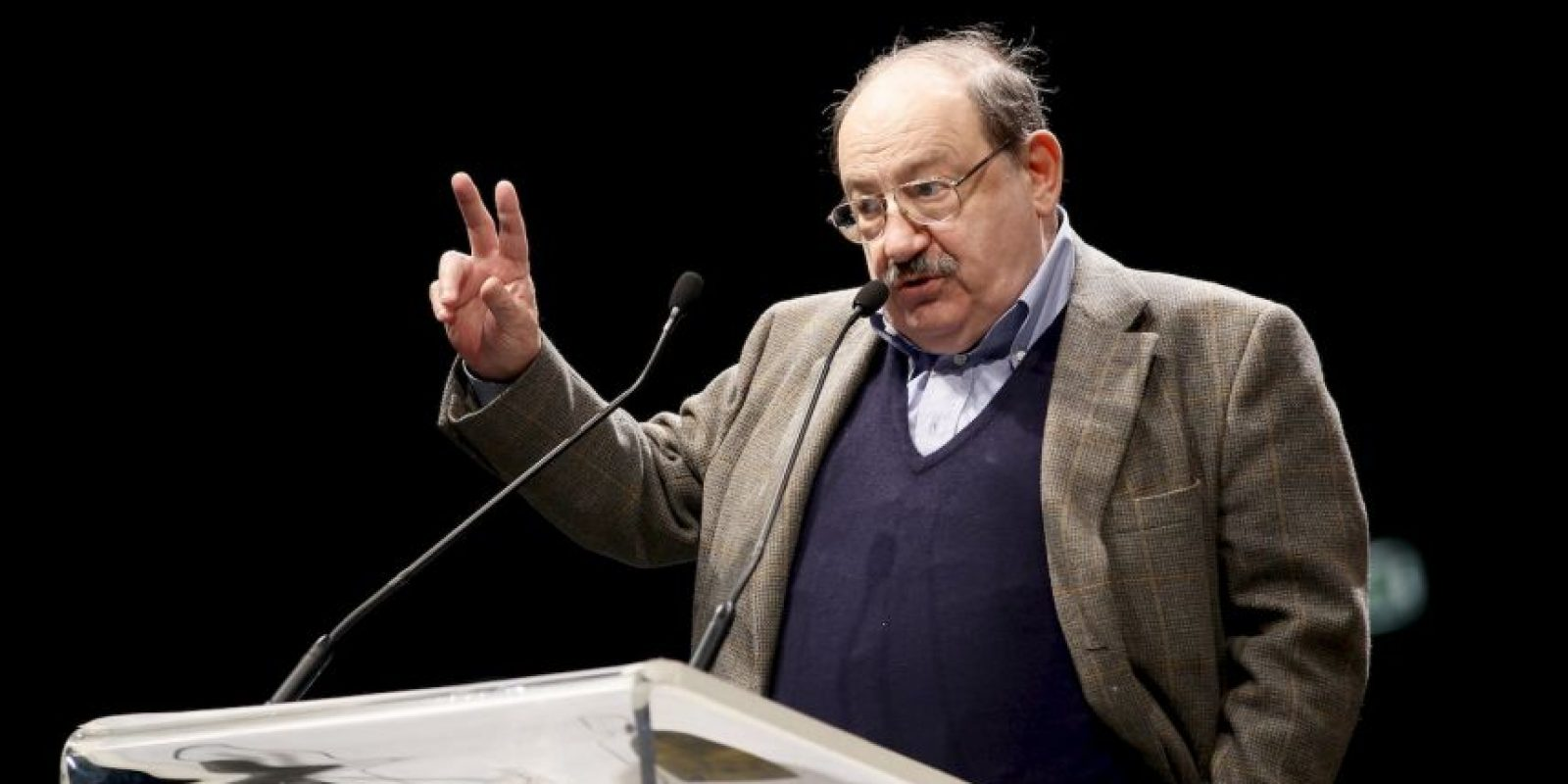 Umberto Eco Foto: Getty Images